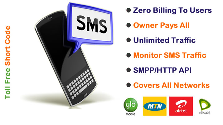 Zero Billing Short Codes in Nigeria